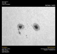 Read more: Primo test sul Sole in luce bianca